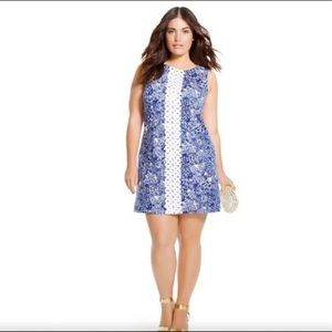 "Lilly Pulitzer ""Upstream"" shift dress"